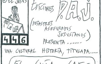 """PRODUCCIONS DAJ PRESENTA : """"EL GUIA GAFE"""""""