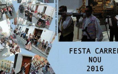 FESTES CARRER NOU 2016